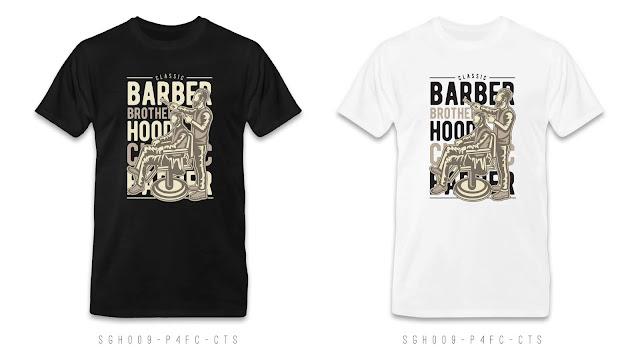 SGH009-P4FC-CTS Graphic T Shirt Design, Custom T Shirt Printing