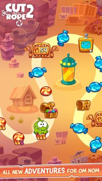 Cut The Rope 2 Magic New Version Apk For Android Terbaru 2017