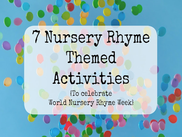 7 Nursery Rhyme Themed Activities