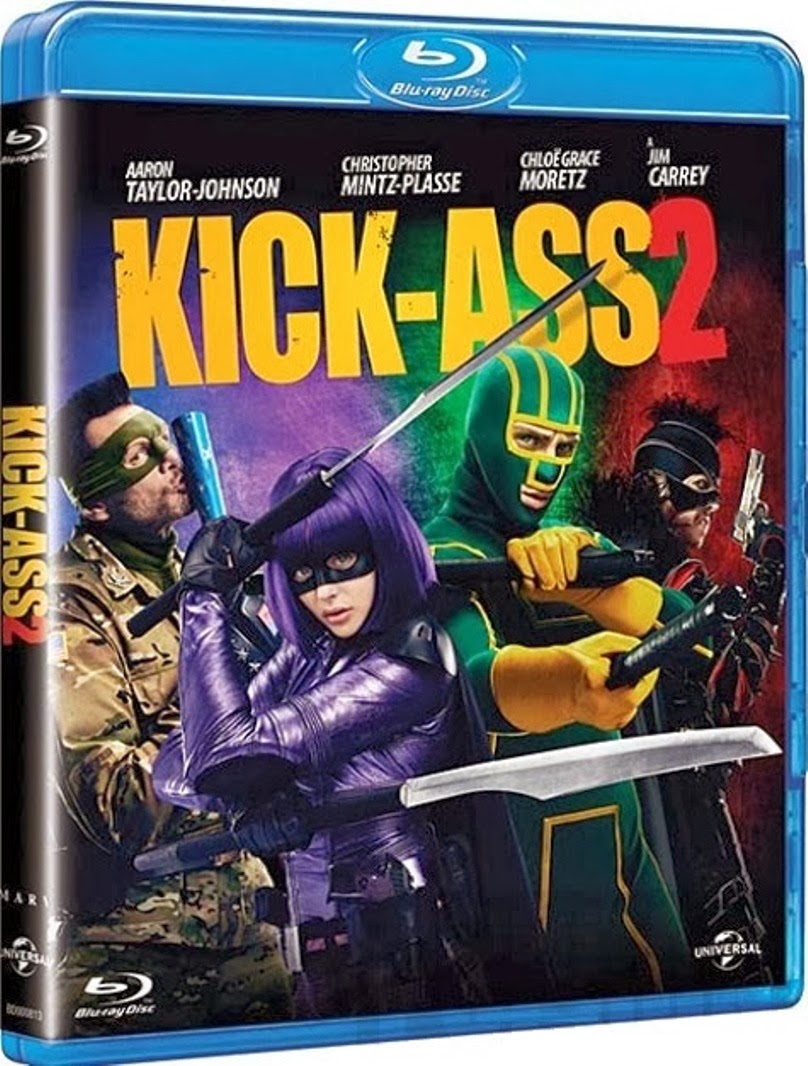Kick Ass 2 Stream German