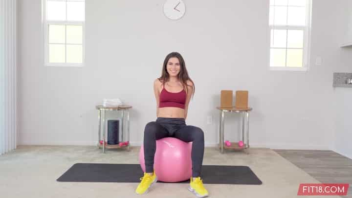 Gianna Gem in Initial Casting - Fit 18