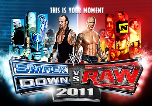 WWE SmackDown vs. Raw 2011 iSO PPSSPP Android Download