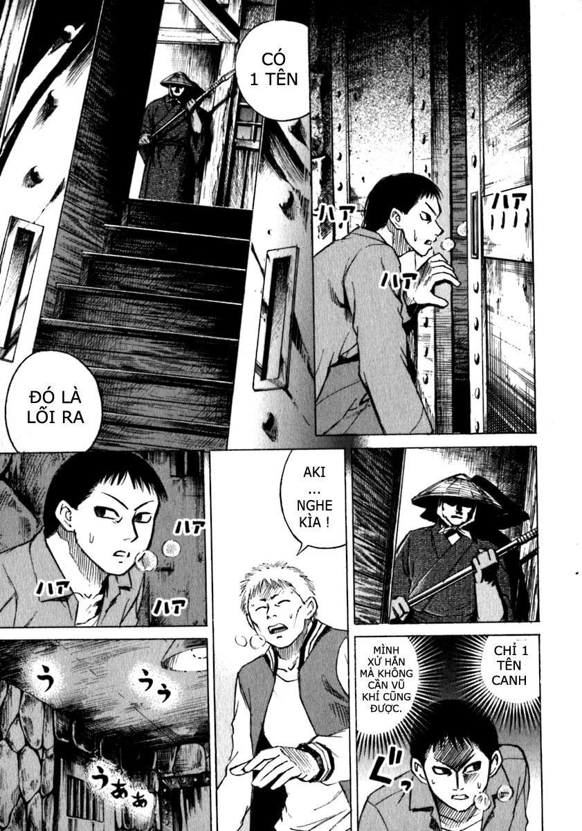 Higanjima chapter 23 trang 7