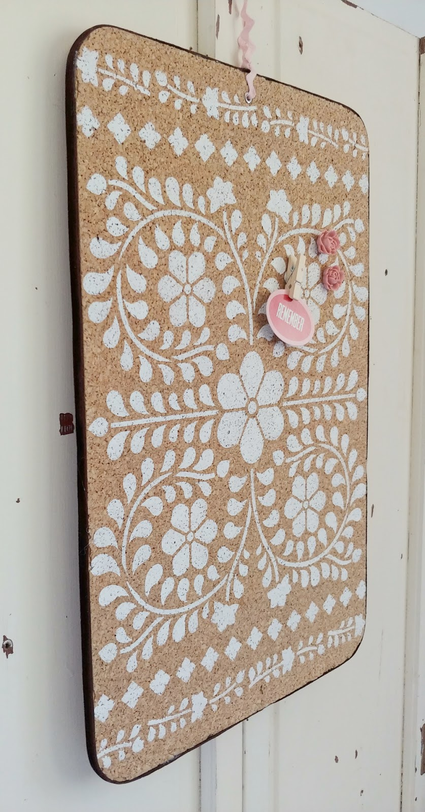 cork board refresh