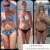 10 Fotos de transformações corporais com atividade física e reeducação alimentar