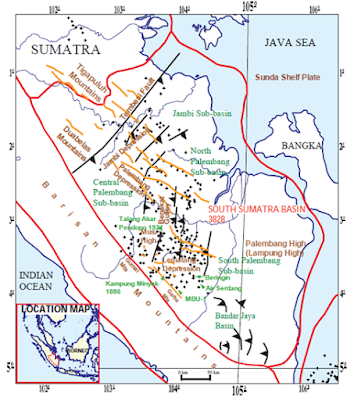 Geologi Regional dan Evolusi Tektonik Cekungan Sumatera Selatan