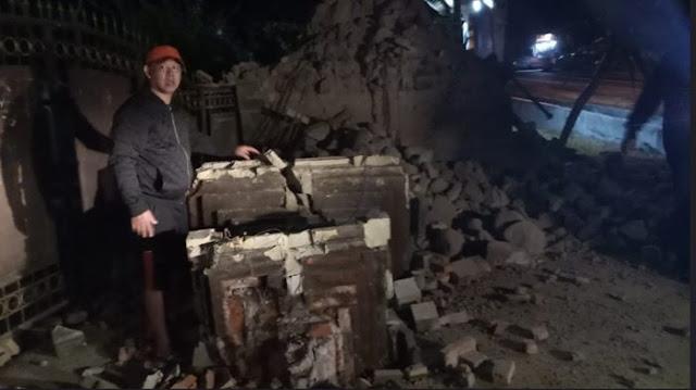 Gempa Situbondo hari Ini karawangportal