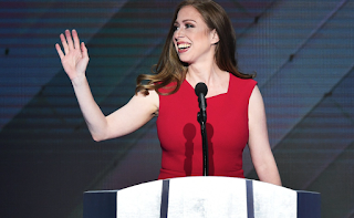 Vanity Fair: Please, God, Stop Chelsea Clinton from Whatever She Is Doing