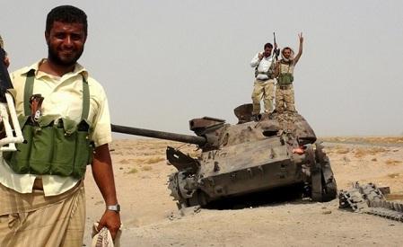 Koalisi Arab Saudi Rebut Kota Mukalla dari AQAP