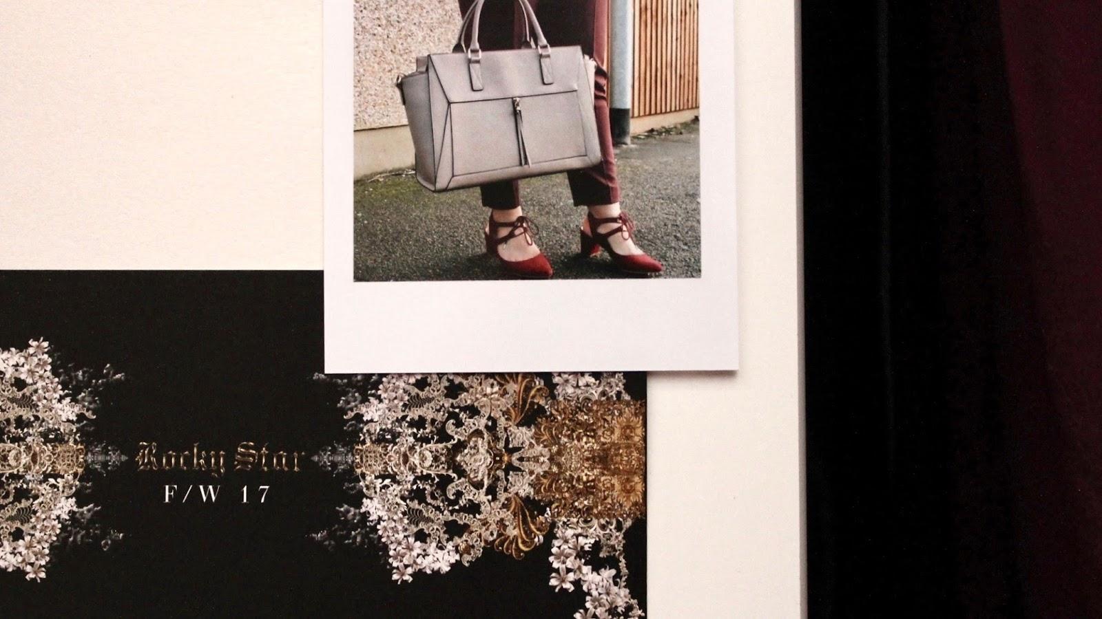 Fashion Prints Polaroid Style