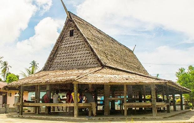 Rumah Sasadu, Rumah Adat Provinsi Maluku Utara