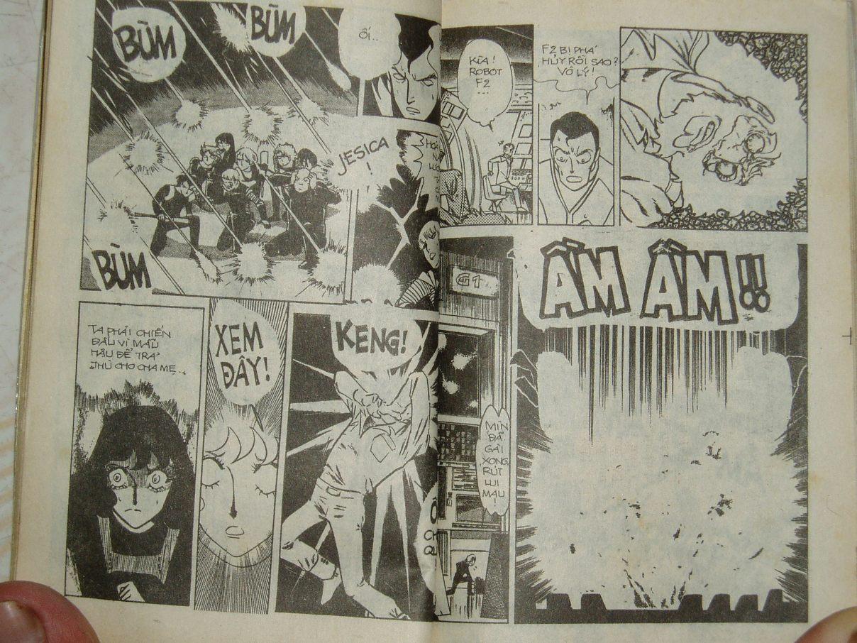 Siêu nhân Locke vol 05 trang 23