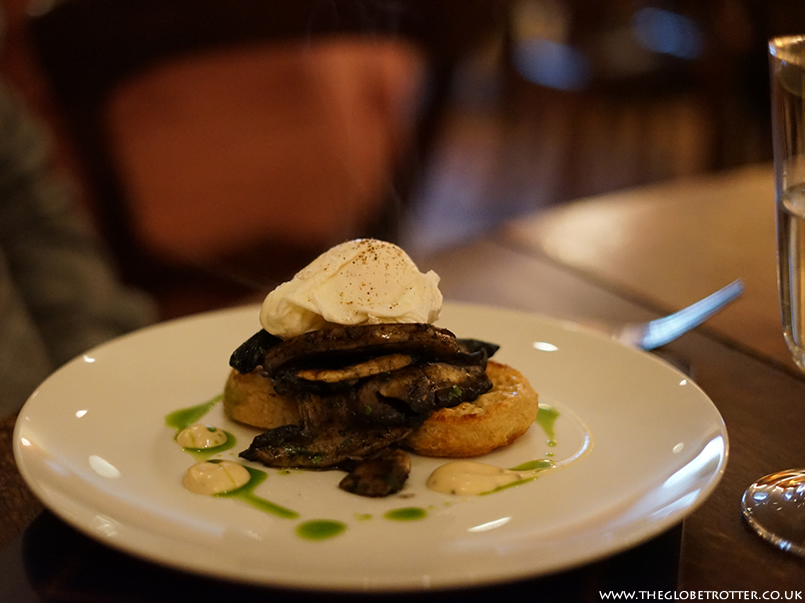 The Empire Room Restaurant in Ramsgate