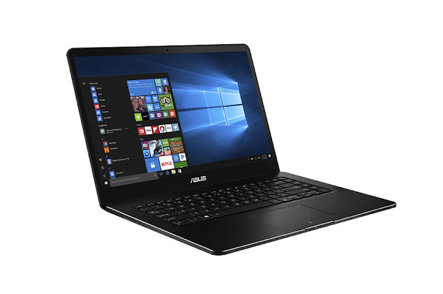 Asus ZenBook Pro UX550VE Specifications & Price