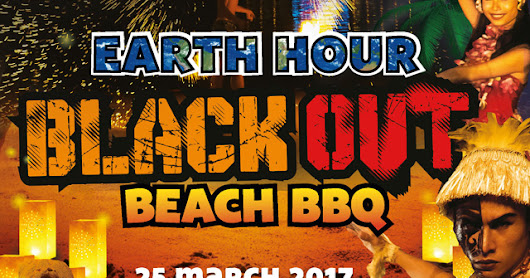 Sunway Lagoon Celebrates Earth Hour with Blackout Beach BBQ