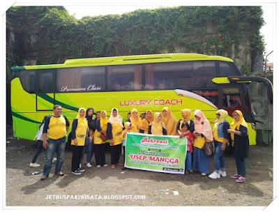 Sewa Bus Pariwisata di Jogja