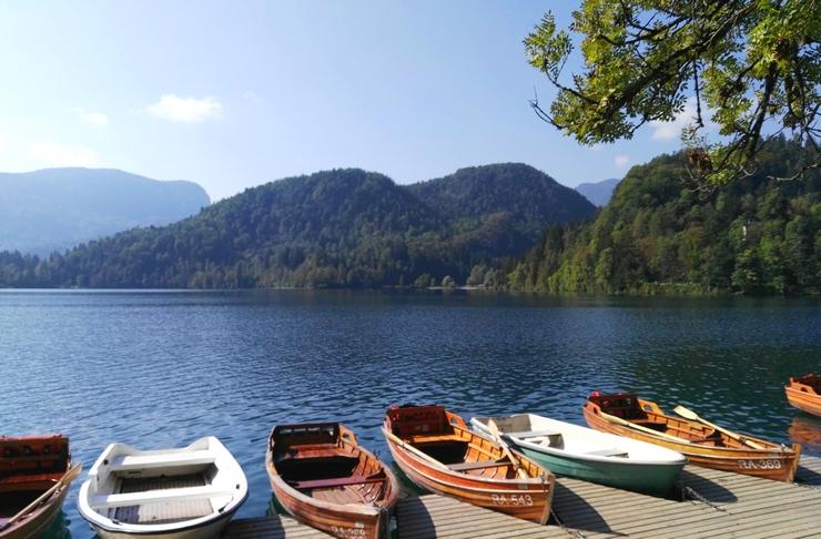 lac bled bateaux location