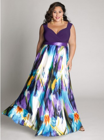 Plus Size Mother Of The Bride Beach Wedding Dresses 115