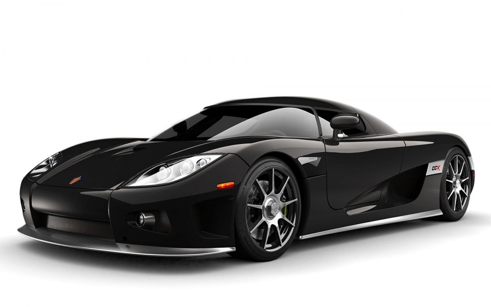 black sports car 1