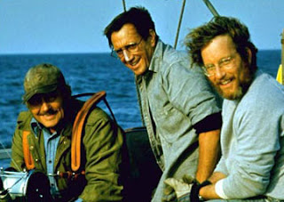 the cast of Jaws
