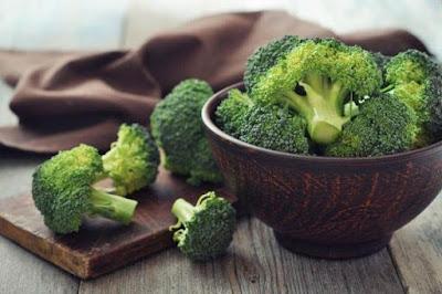البروكلي أحد اكثر الخضروات احتواء على فيتامين ج