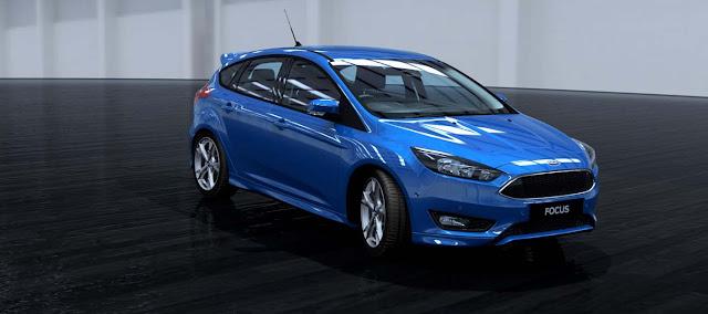 Ford Focus đã dần trở nên thuận lợi hơn với chúng ta