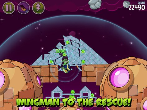 Download Game Angry Birds space HD Apk Mod (Unlimited Bonuses) V2.2.10 For Android 4