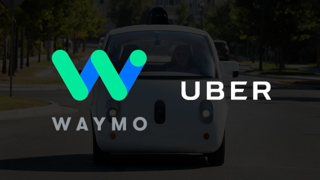 Alphabet submit a lawsuit Uber of stealing self-driving car technology