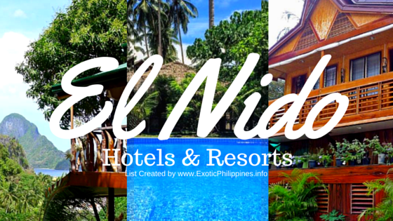 Hotels and Resorts in El Nido Palawan Exotic Philippines Travel Blog Blogger Vlogger