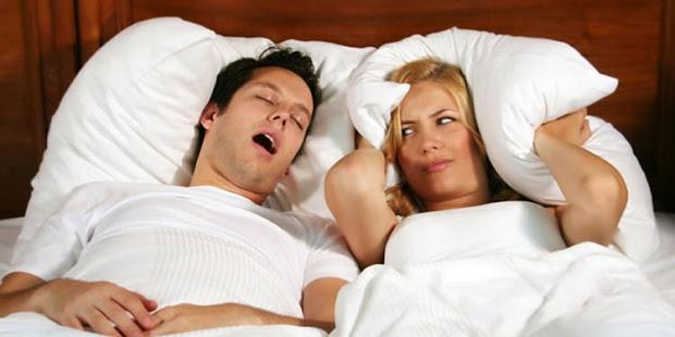 Kenali, Pahami Penyebab dan Cara Mengatasi Kebiasaan Tidur Mendengkur