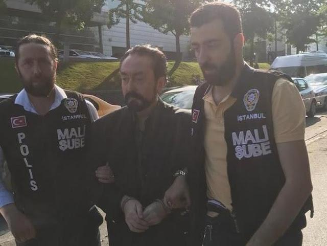 Harun Yahya Membantah Tuduhan Polisi