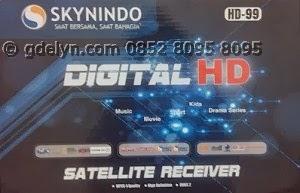 Receiver Parabola,Skynindo HD 99,Receiver HD