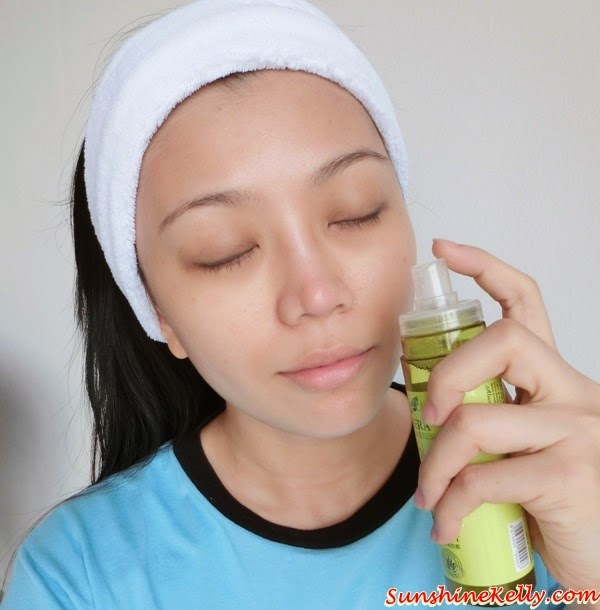 Always 21, Aloe Vera Soothing Gel Mist, Be Merry& Bright, Beauty 2015, Beauty Review, Korean skincare