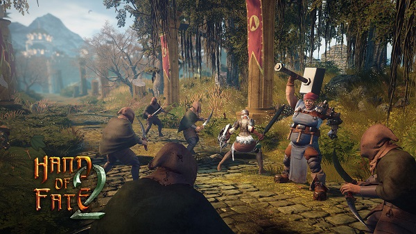 Hand of Fate 2 Features