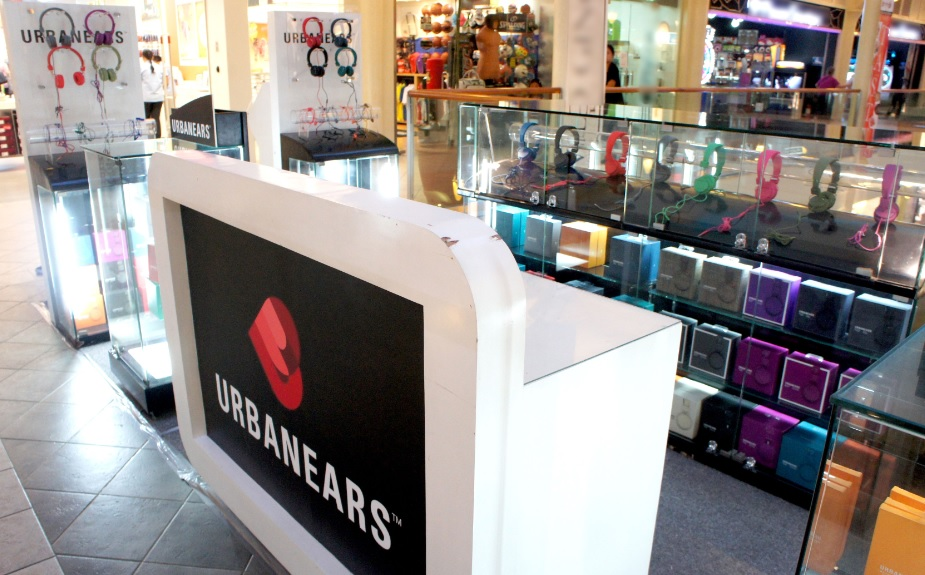 Urbanears Roadshow at the Power Plant Mall