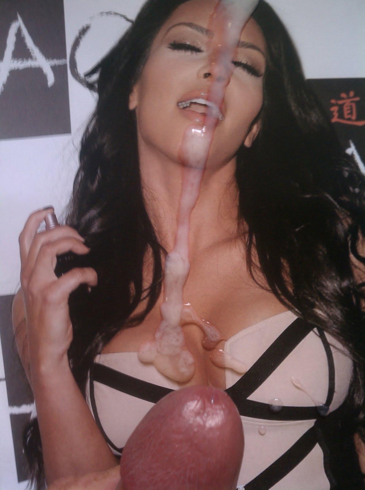 Kim kardashian anal sex