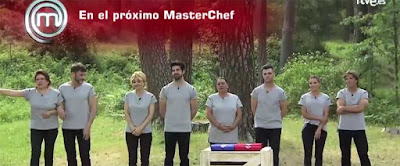 programa 2 de MasterChef celebrity