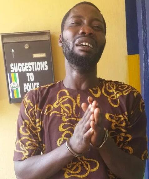 kidnapper arrested mowe ogun state