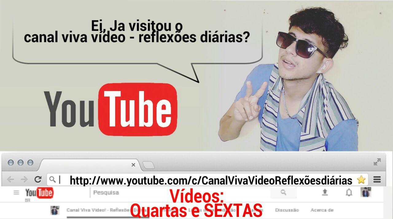Assista o Canal Viva Vídeo é só clicar aqui