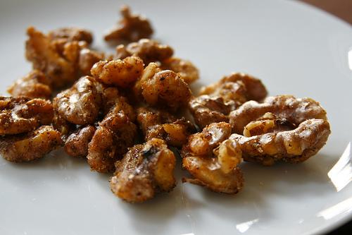 Spiced Walnuts (Recipe) | Read The Net