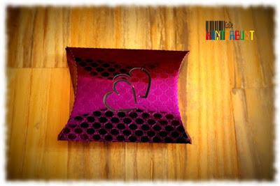 Foto und Umsetzung der Pillow Box: Corinna Dejoks