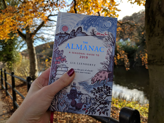 Book Review The Almanac A Seasonal Guide 2019 Lia Leendertz