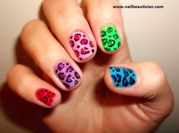 Nail Beautician: Nail Art Designs for Short Nails