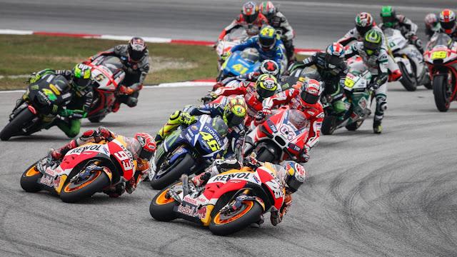Jokowi Setuju MotoGP Digelar di Sirkuit Sentul, Namun Tidak boleh membebani dana APBN