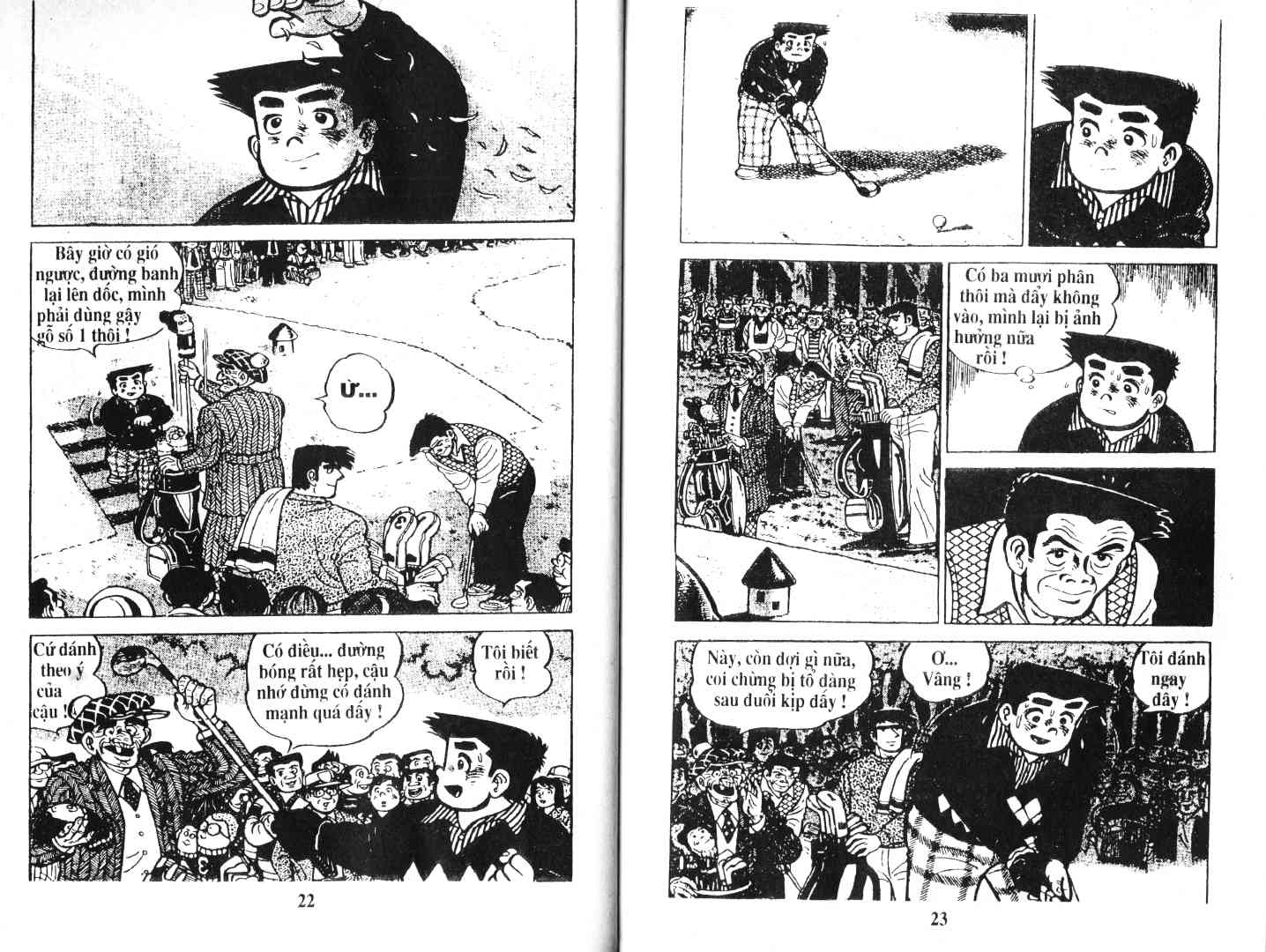 Ashita Tenki ni Naare chapter 51 trang 10