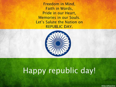 Indian republic day quote 2017