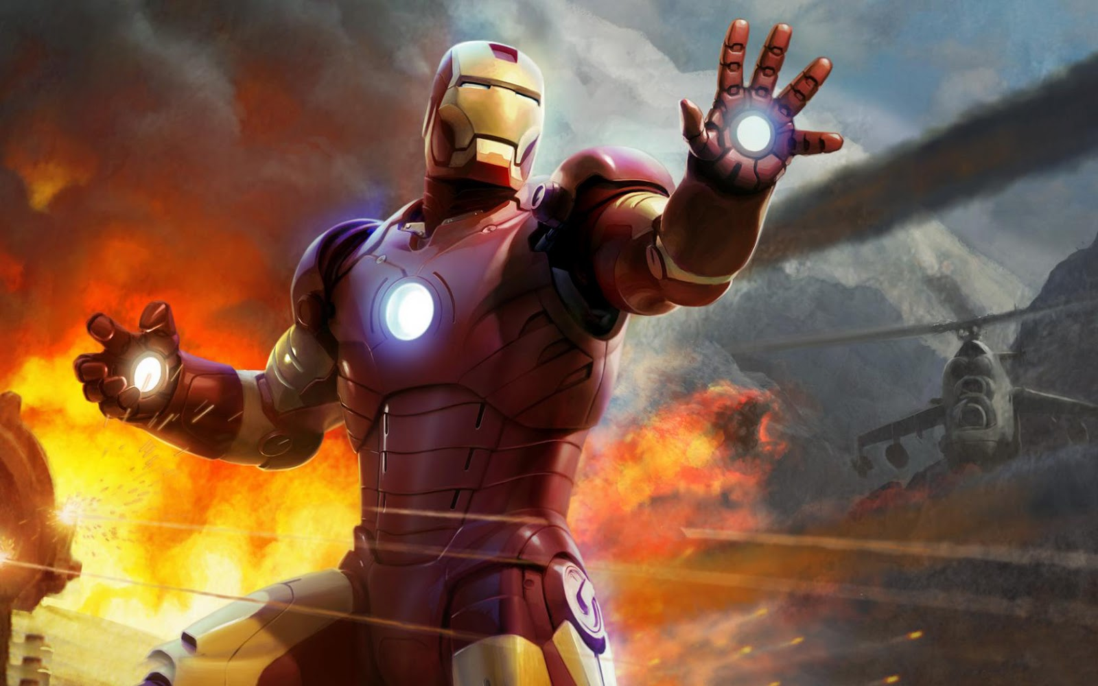 Wonderful Wallpapers Iron Man 3 Hd Wallpapers