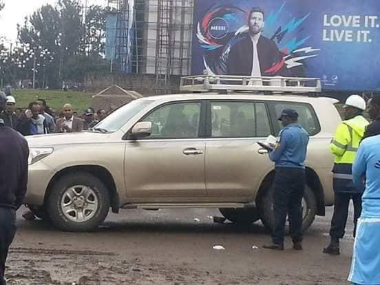 صفحة الجيش المصري تكشف المؤامرة ضد مصر بمقتل مدير سد النهضة