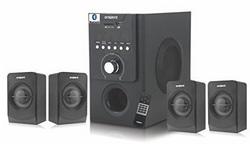 Envent 4.1 Bluetooth Hometheatre Speaker (50W RMS) - Ultrawave+BT