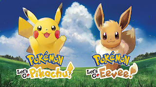 Pokemon Let's Go Pikachu and Eevee Xbox One Wallpaper